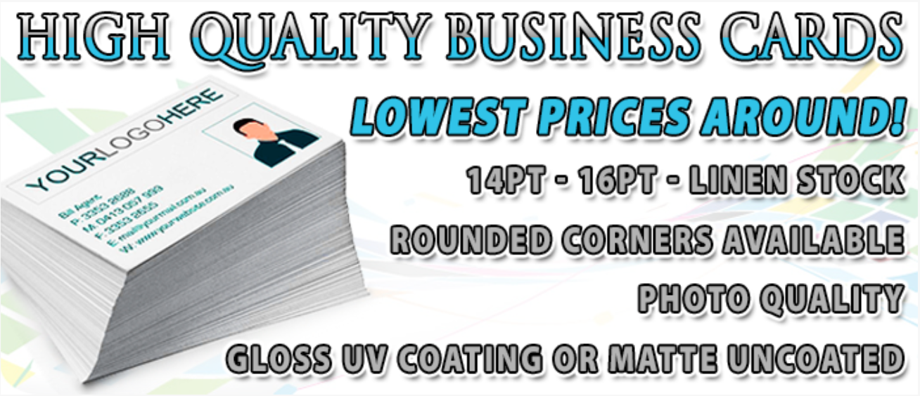 Business Card Banner