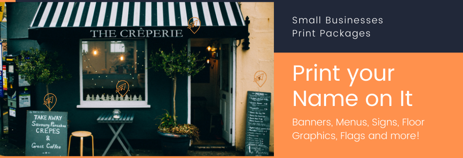 Small Business Print Packages