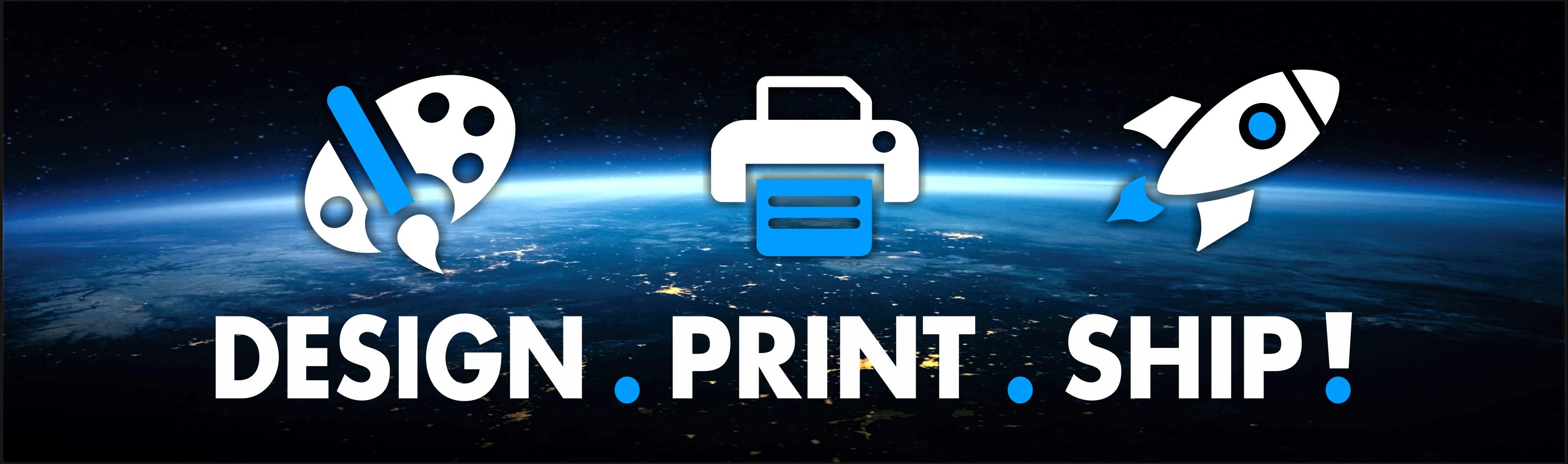 design print ship