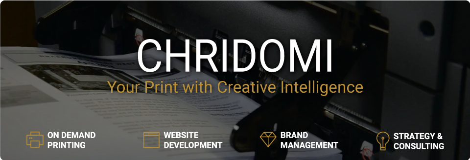 Chridomi | Your Print with Creative Intelligence