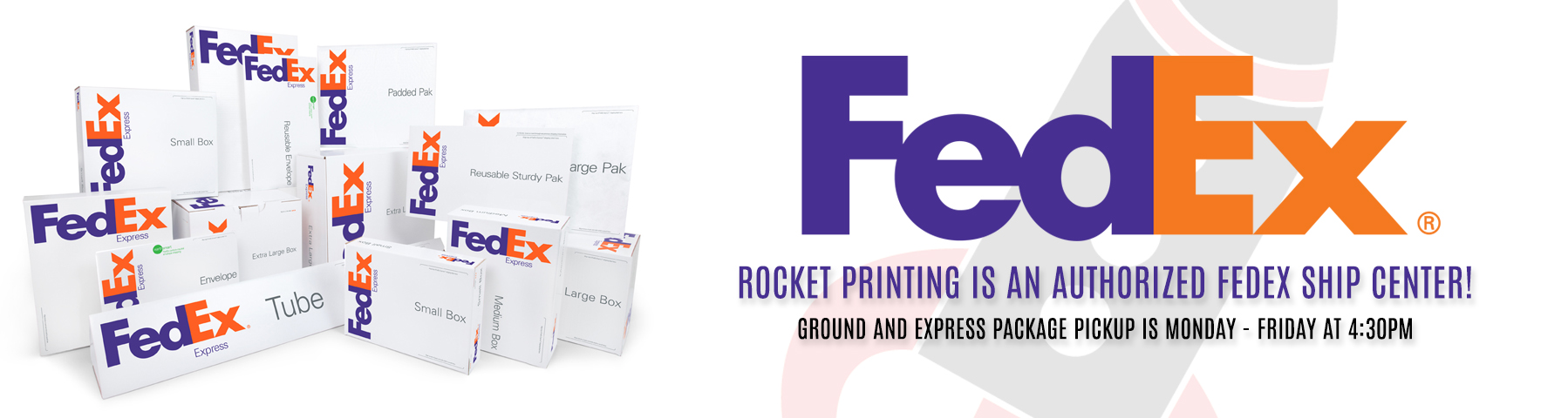 FedEx Shipping Ground/Express