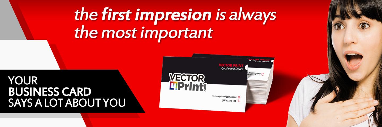 Business Cards 1st Impression