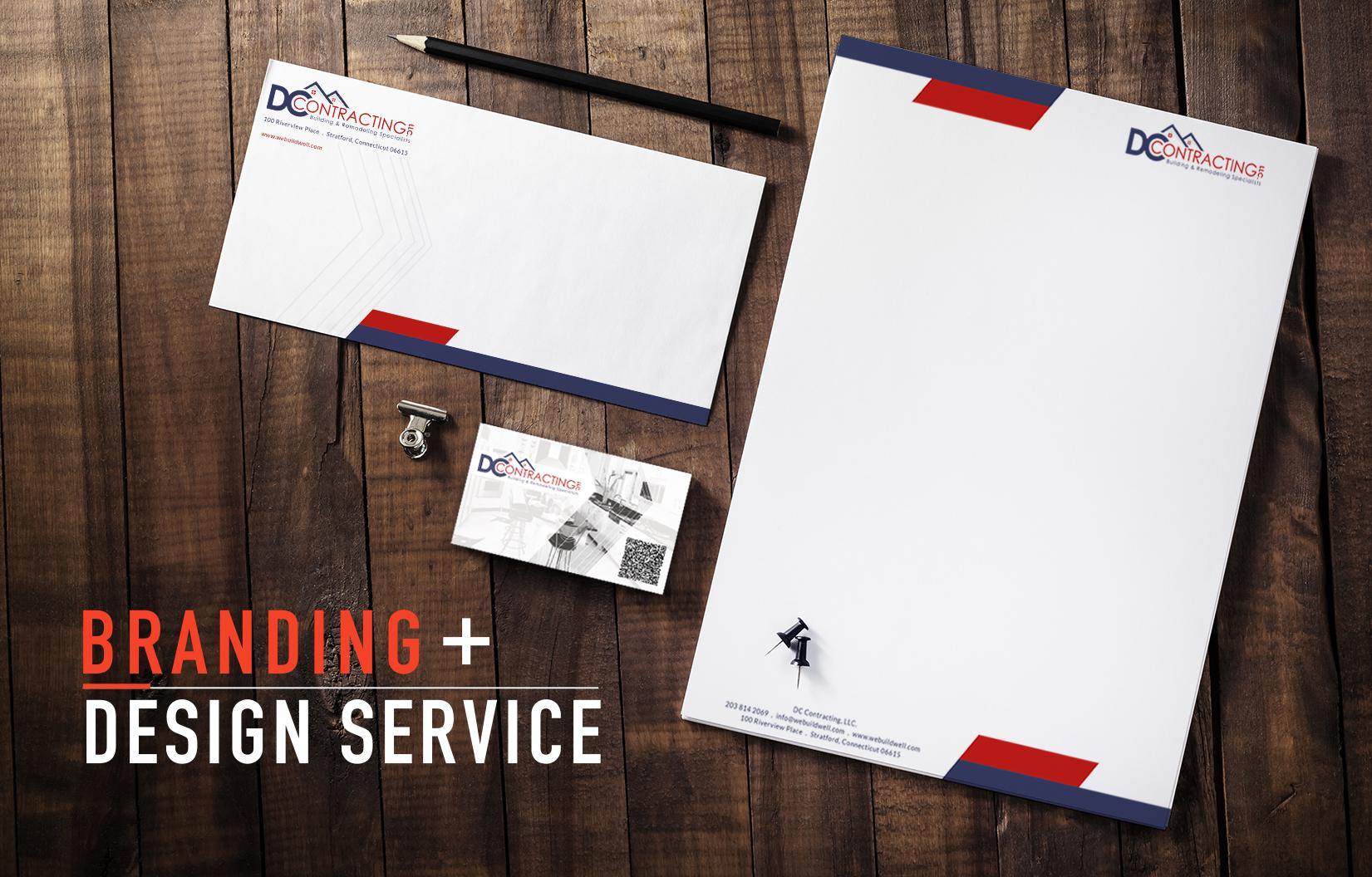 Branding + Design Services