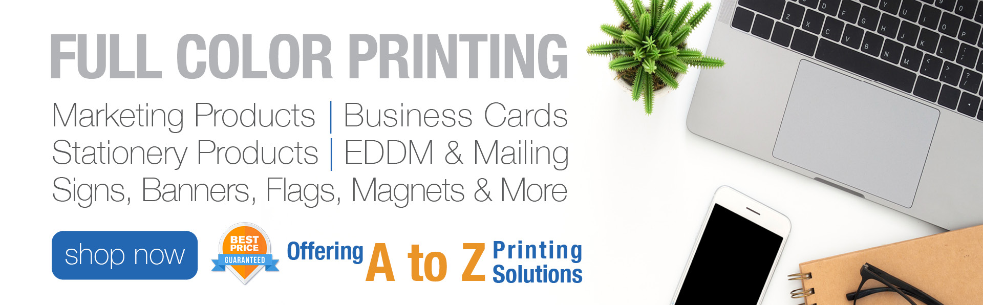A to Z Printing Solutions
