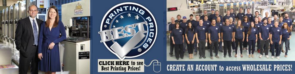 Best Printing Prices