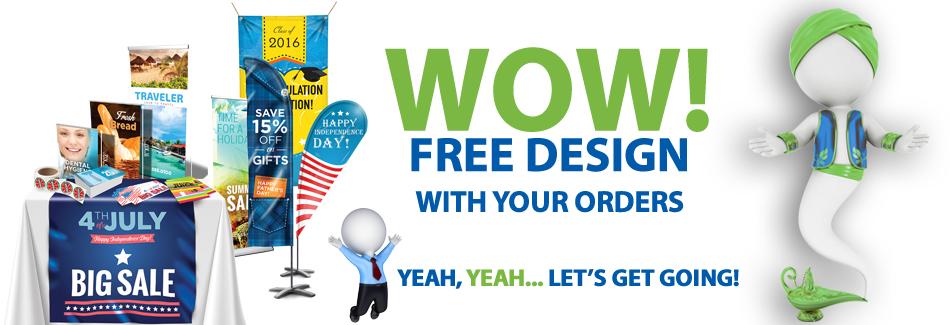 WOW FREE DESIGN