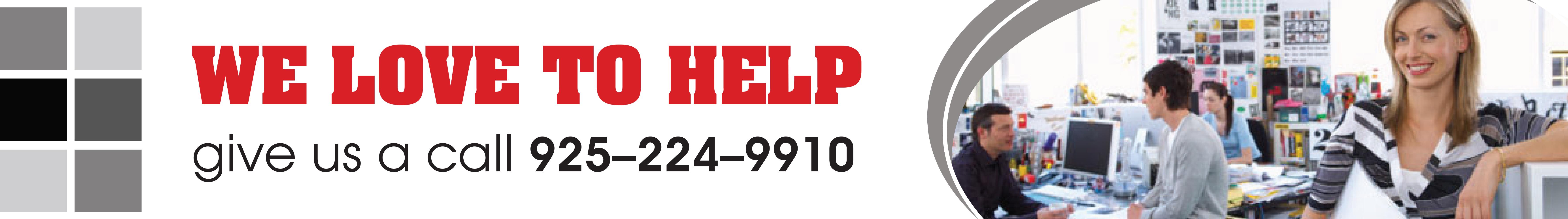 love to help