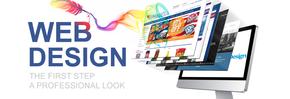 Web Design Slider Image