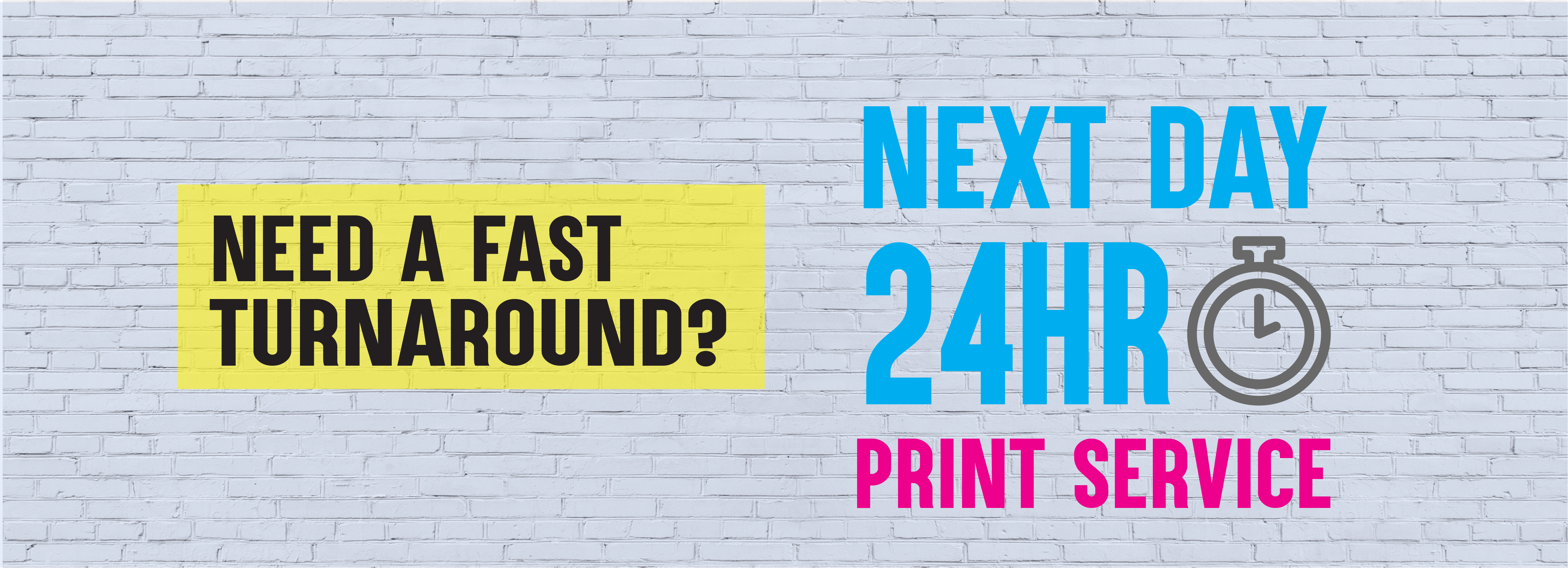 24 HR Print Service
