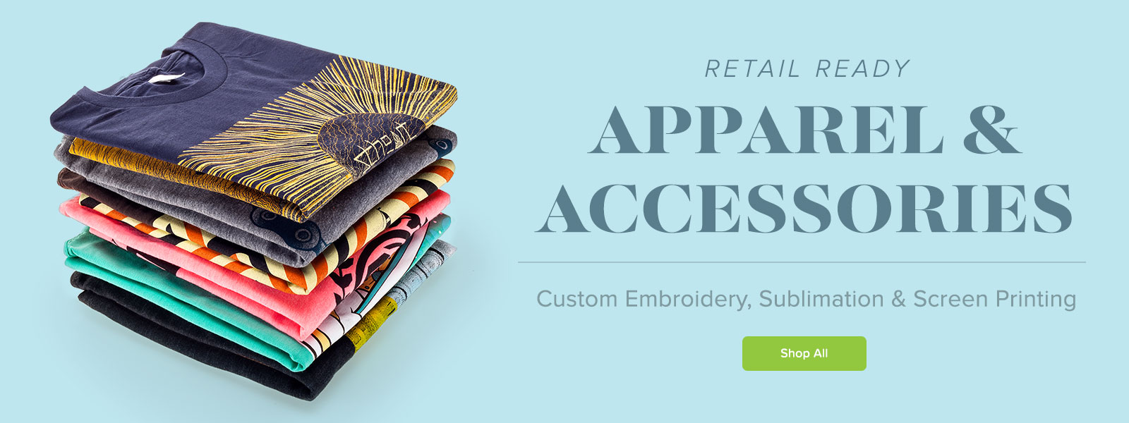 Custom Apparel Accessories