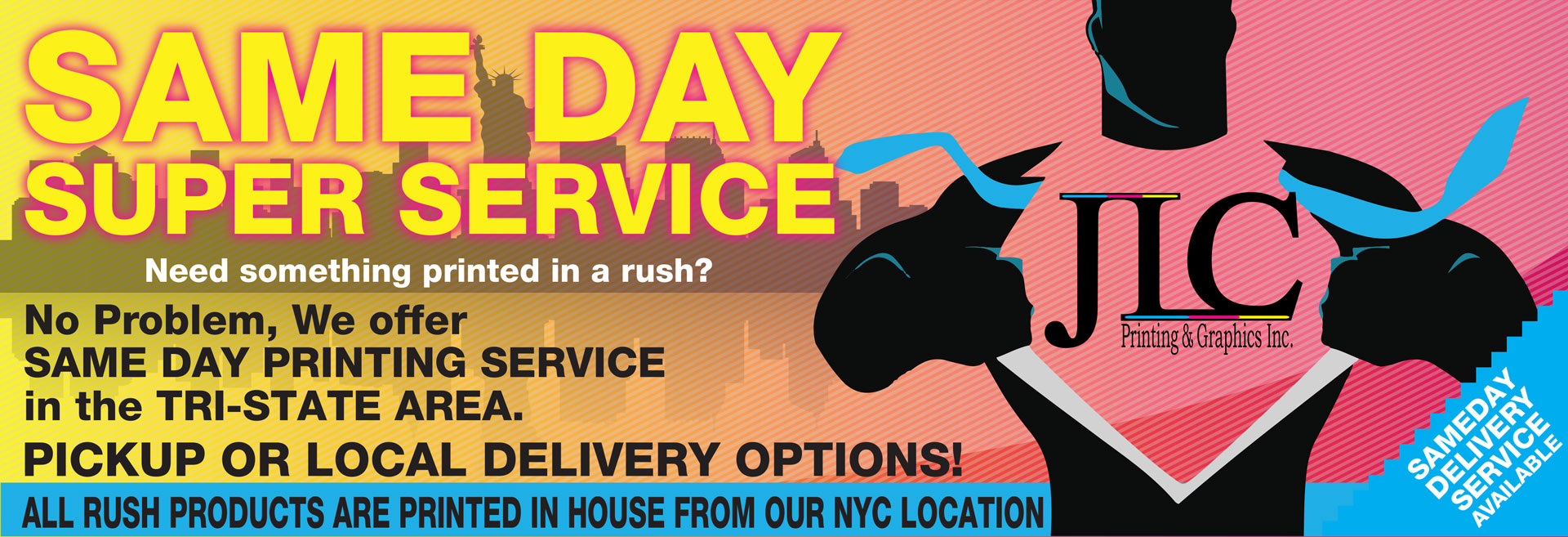Rush Services