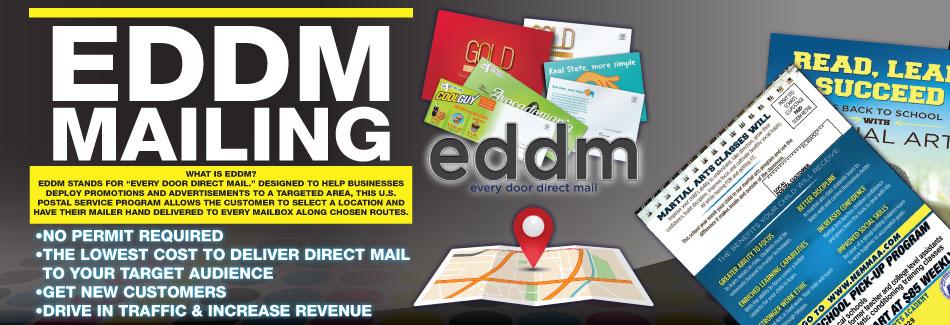 EDDM Slider