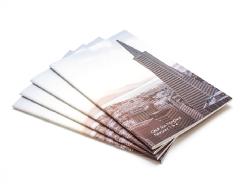 Saddle-Stitched Booklets