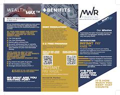 MWR Trifold Brochure