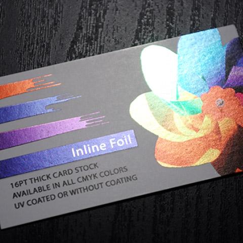 Inline Foil