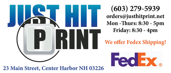 Just Hit Print