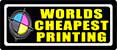 Worlds Cheapest Printing.com