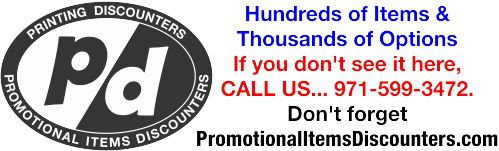 Printing & Promotional Items Discounters