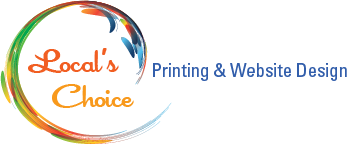 Local's Choice Printing & Website Design