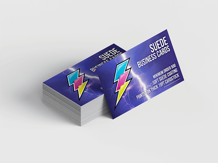 Tampa printing company business cards tampa brochures tampa tampa suede business cards reheart Image collections