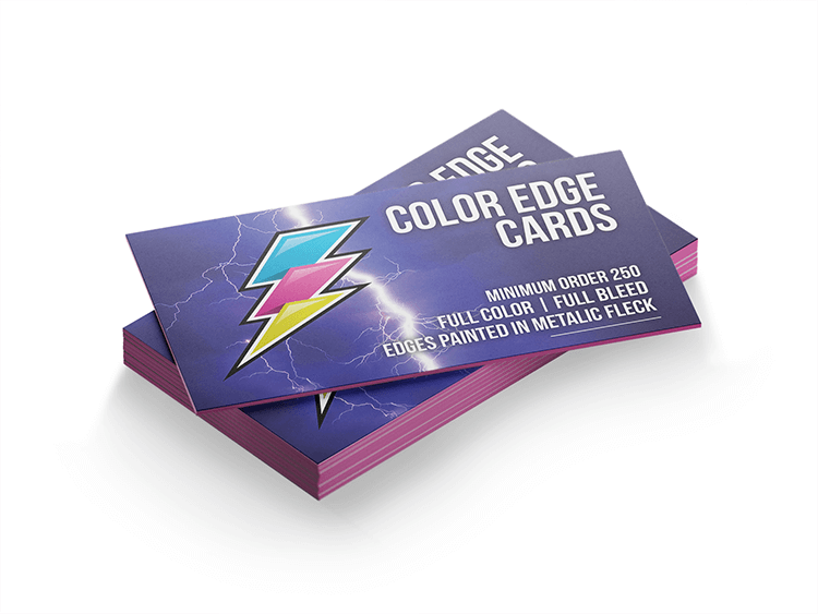 Color Edge Cards