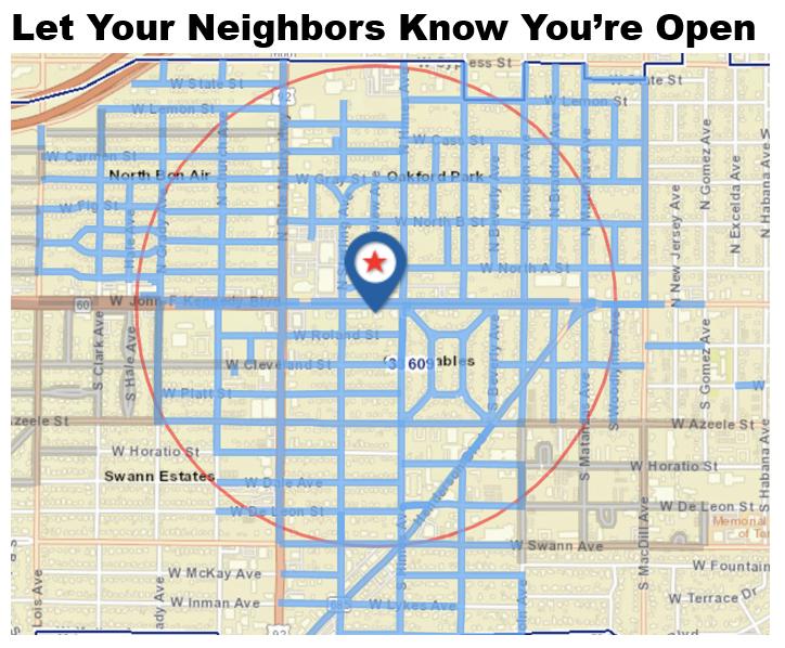 Neighborhood Mailer