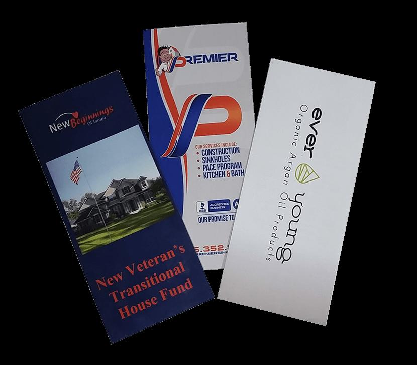 RUSH Brochures