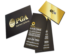 Pim graphics for all your printing needs business cards foil reheart Image collections