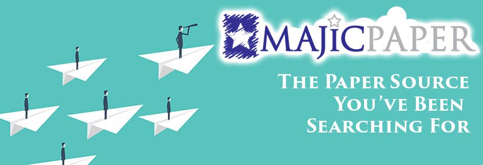 Majic-Paper Slide 01