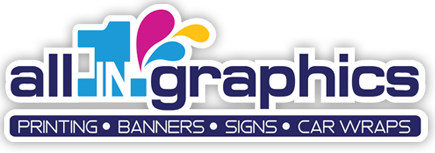 All In 1 Graphics - Printing & Signs