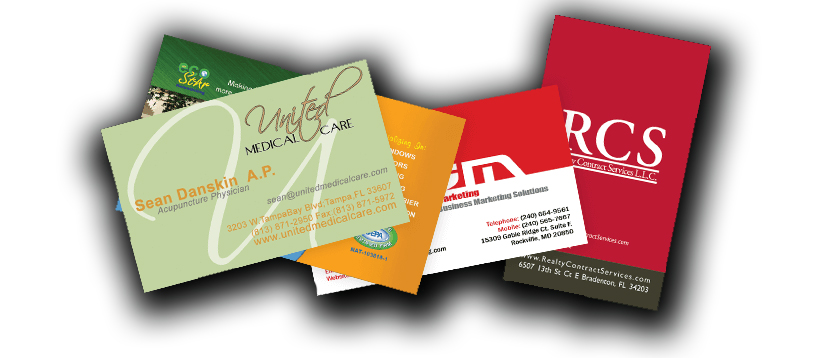 Shipping printing and design services in charleston postnet business cards quick turnaround colourmoves Choice Image