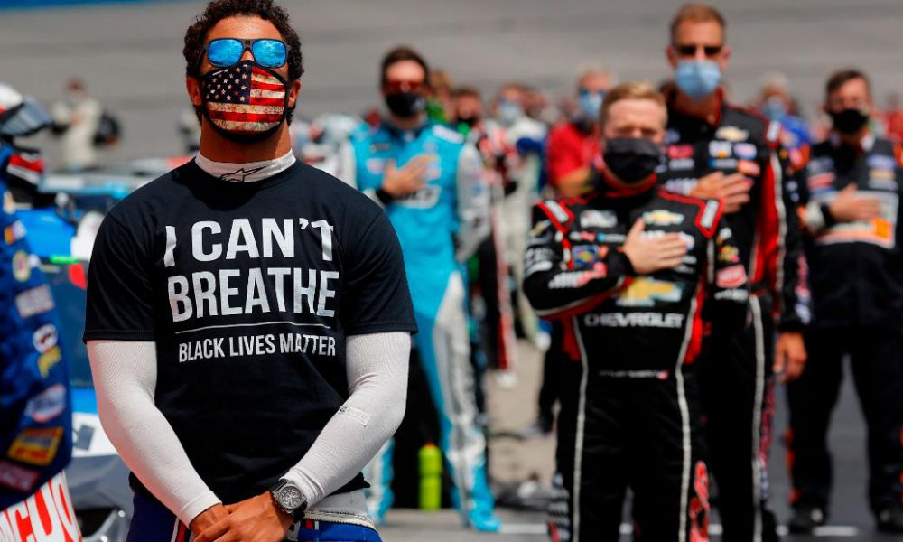 For black NASCAR fans, the Confederate flag ban is welcome