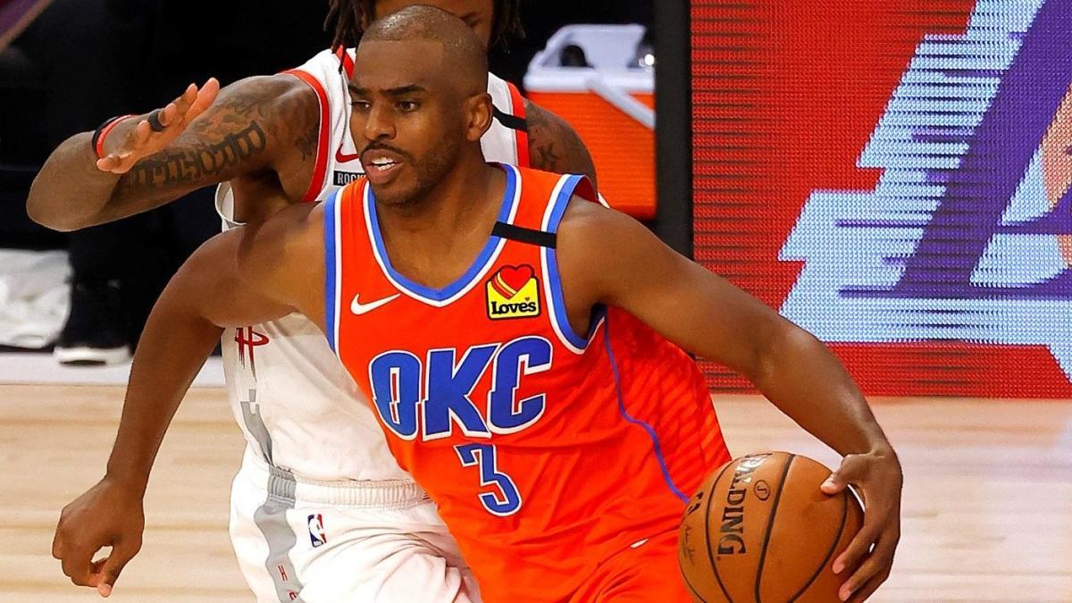 Rockets vs. Thunder score, takeaways: Chris Paul leads OKC ... Rockets Score