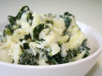 Kale Colcannon