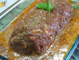 German Meatloaf Falscher Hase