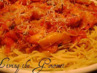 Oven Baked Tomato Sauce