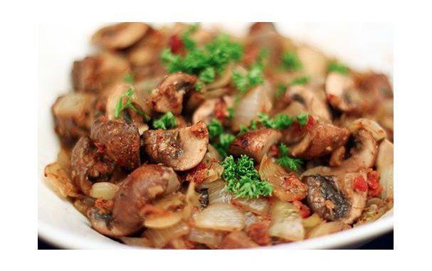 Mushroom Delight By Bing