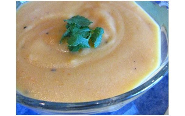 Creamy Potato Cheese Soup
