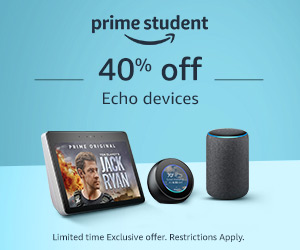 Amazon Echo Dot 320 x 50