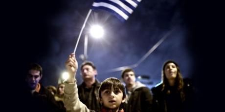 L'austérité en Grèce