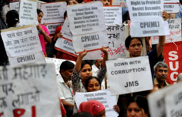 Anti-Corruption in India