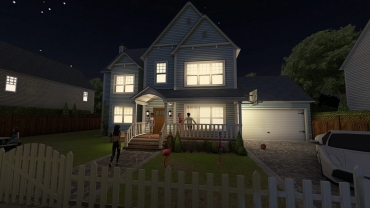 avakin life night friends house