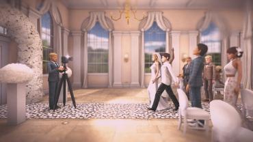 avakin life wedding ceremony
