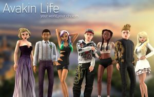Avakin Life Experience 3D World