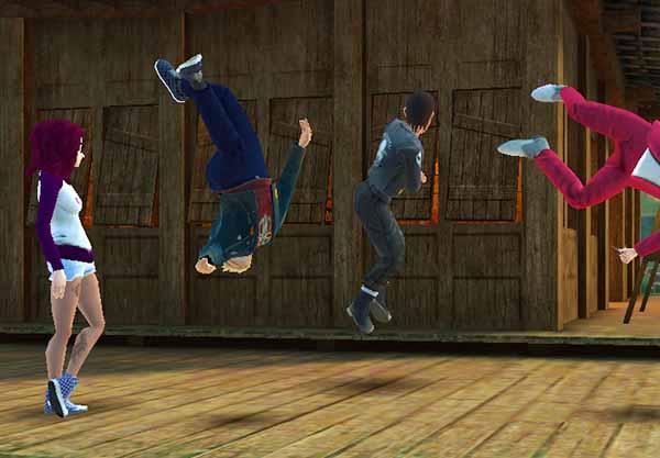 Avakin Life Game Screenshot