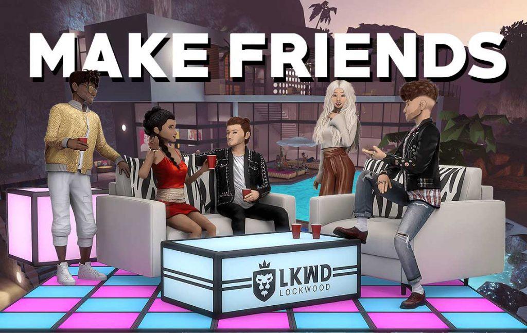 Avakin Life Make Friends