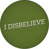 Disbelieve