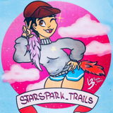 Starspark_trails