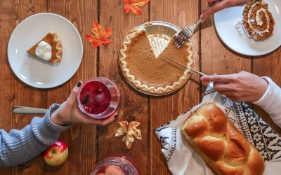 8 Nutritious Thanksgiving Swaps