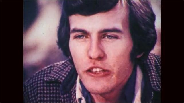 1970s: Men speak.